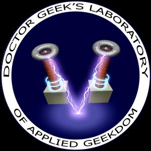 Dr. Geek Lab Logo